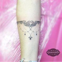 Bracelete • Tattoo Artist: .  @Joymaximus . ℐnspiração 〰 ℐnspiration . #tattoo…