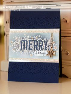 Seasonally Scattered from Stampin Up by Michelle Last