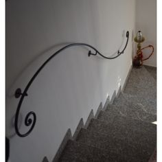 Wrought Iron Handrail. Customize Realizations. 398