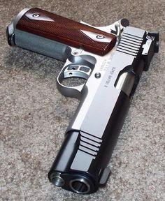 Kimber 1911 Super Match II .45 ACP Pistol Handgun Firearm @aegisgears