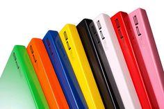 Rega RP6 Colour Cartridges