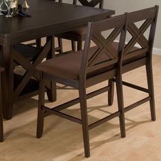 Have to have it. Jofran Stonington Counter Height Dining Bench $288.99