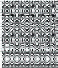 View album on Yandex. Fair Isle Knitting Patterns, Knitting Charts, Loom Knitting, Free Knitting, Drops Karisma, Cross Stitch Designs, Cross Stitch Patterns, Celtic Cross Stitch, Fair Isle Chart