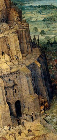 Breugel detail.