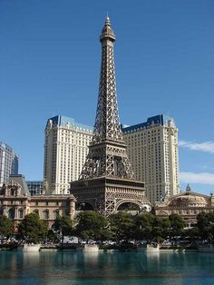 Paris, Las Vegas - enjoyed my stay at Paris Las Vegas. Glad I changed from MGM. Ideal location on the strip.