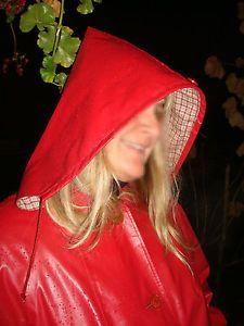 Orig-Klepperkapuze-zum-Kleppermantel-Regenmantel-Raincoat-Rubbercoat-ROT