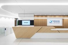 Reception Counter Design, Office Reception Design, Modern Reception Desk, Office Table Design, Office Interior Design, Corporate Interiors, Office Interiors, Lobby Reception, Hospital Reception
