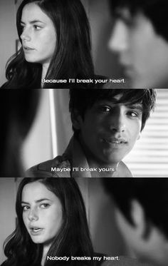 skins uk ~ effy and freddie, my favorite line from skins