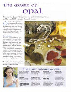 The magic of Opal
