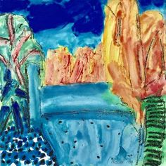 Tony O'Malley - Comóradh Céad Bliain - Taylor Galleries Amazing Flowers, Pretty Flowers, Patrick Heron, Pretty Flower Tattoos, Cool Cake Designs, 9th October, Its A Mans World, Wallpaper Roll, Galleries