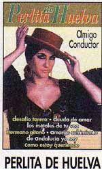 PERLITA DE HUELVA -CANTAORES/AS - El Arte de Vivir el Flamenco