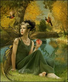 paix et nature  Mélanie Delon