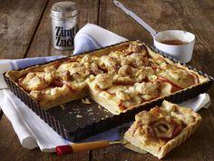 Apfelkuchen - herrlich duftende Verführung - apfel-streusel-tarte  Rezept