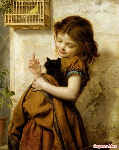 Arthur John Elsley  Arthur Elsley Arthur John Elsley was an English painter of the late Victorian and Edwardian periods, famous for his idyllic genre scenes of playful children and their pets
