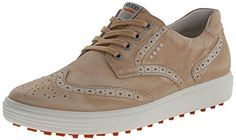 Ecco Cayla - Zapatos de cordones de cuero para mujer, color marrón (navajo brown/navajo brown 50829), talla 41