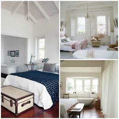 Tener la bañera en la habitación es una idea romántica y sofisticada que convertirá tu habitación en una elegante estancia de hotel. Dale una mirada a estas ideas!