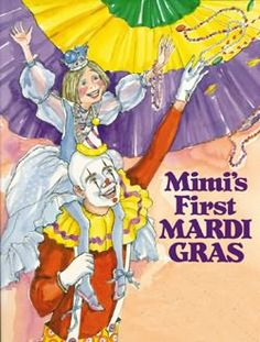 Introduce children to Mardi Gras with basic facts about the holiday, Mardi Gras Picture books, a fun Mardi Gras craft and a delicious cooking activity.