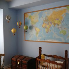 Little boothy baby room
