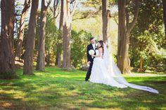 Forest Nature Wedding | San Francisco Golden Gate Park | Rubidia C Photography
