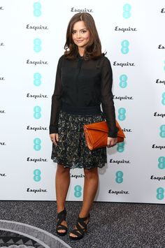 Pin for Later: A Look Back at Jenna Coleman's Rise to Stylish Stardom