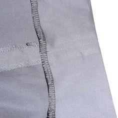 Blind hem stitch instructions for pants