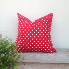 Retro pillow cover pillow cover Dot  pillow cover by iaimshop, $25.00