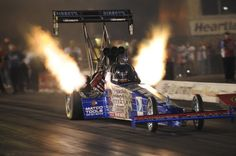 Antron Brown Matco Tools TF Dragster