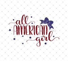 of July Anchor SVG Files for Cricut and Silhouette. SVG Cut Files for Cricut and Silhouette. High quality cutting files for scrapbooking card making paper crafts invitations photo cards vinyl decals and more. Fourth Of July Shirts, 4th Of July, Patriotic Shirts, Free Svg, All American Girl, American Pie, American Flag, Native American, Hand Lettering Quotes