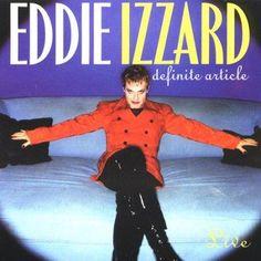 Eddie Izzard - Definite Article, Black