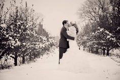 Winter wedding❤️