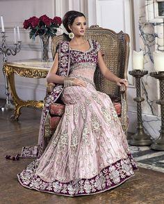 Lengha by SAI Fashions