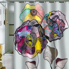 Shower curtain...love it!