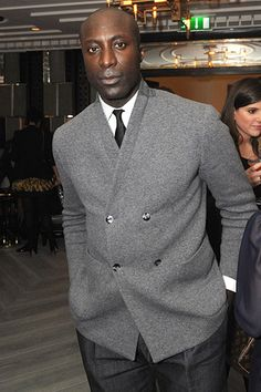 Ozwald Boateng - GQ Style launches at the Corinthia - GQ.COM (UK)
