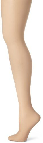 80d739f0f930a Hanes Women's Non Control Top Sandalfoot Silk Reflections Panty Hose at Amazon  Women's Clothing store: Pantyhose