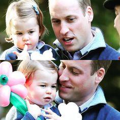 Wils & his little Princess Instagram