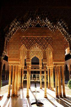 .:.:.:.:.:.SPAIN.:.:.:.:.:. Alhambra,Granada. Spain