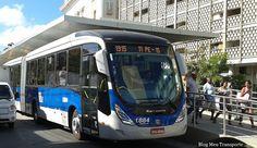 SÉRGIO JOSÉ- ÔNIBUS ALAGOAS: No Recife : ônibus Poderão Circular Sem Cobrador.