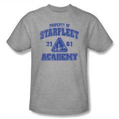 Star Trek Property of Starfleet T-Shirt