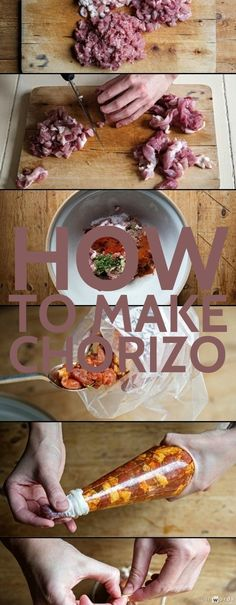 As British artisan charcuterie goes from strength to strength, why not make your own chorizo? Here in the first guide in a new series, we show you how. #chorizo #homemade