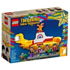 LEGO® Ideas Yellow Submarine 21306 : Target