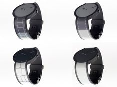 The Takt Project FES Watch isn't really a smartwatch, but more akin to a chameleon in watch form, a Swatch-like timepiece using the same E-Ink technology once made popular in Kindle devices allowing wearers to not only change the watch face, but also the whole band instantly.