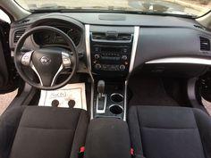 2014 Nissan Altima 2.5 S Sedan