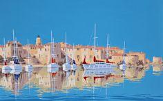 i colori di Saint Tropez