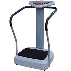Gracelove 1100 W Full Body Vibration Platform Fitness Massage Machine Exercise Trainer Plate - Brought to you by Avarsha.com