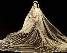 Bridal portrait 1940s