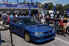 Today's Fan Photo Friday is from Subaru's Harish Pathak. See the 22b tomorrow at Big Northwest.