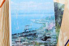Fabric Photo Transfe