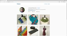 Webster Fiber Arts is on Instagram. I'd love for you to check out my feed!