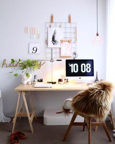 home office table desk Home Office Table, Office Set, Office Workspace, Home Office Decor, Home Decor, Feng Shui, Home Interior Design, Room, Furniture