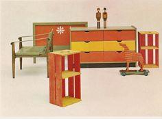 1960s furniture by 'California Design Ten'.